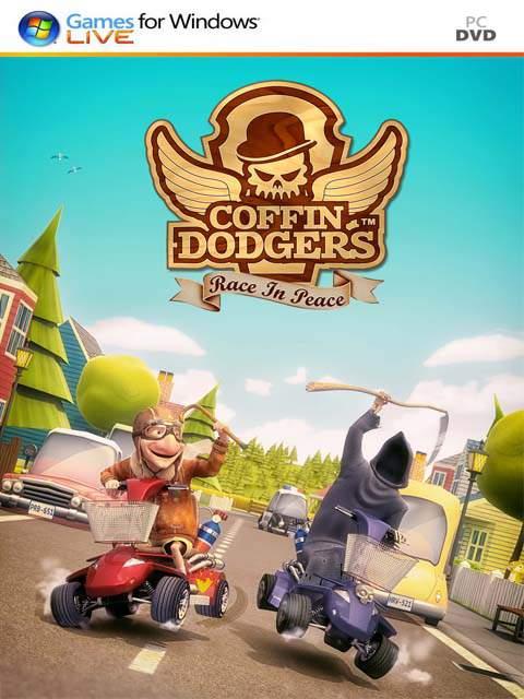تحميل لعبة Coffin Dodgers مضغوطة برابط واحد مباشر + تورنت كاملة مجانا
