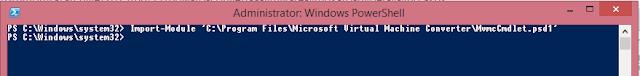 VMDK (VMware) to VHD (Hyper-V) Conversion