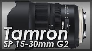 Tamron Rumored To Announce The SP 15-30mm f/2.8 Di VC USD G2 Lens Soon
