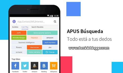 APUS Launcher para Android