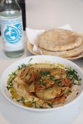 Edo's Hummus Kitchen
