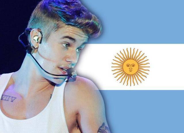 Justin Bieber no se presentará en Argentina por problemas legales en el país.