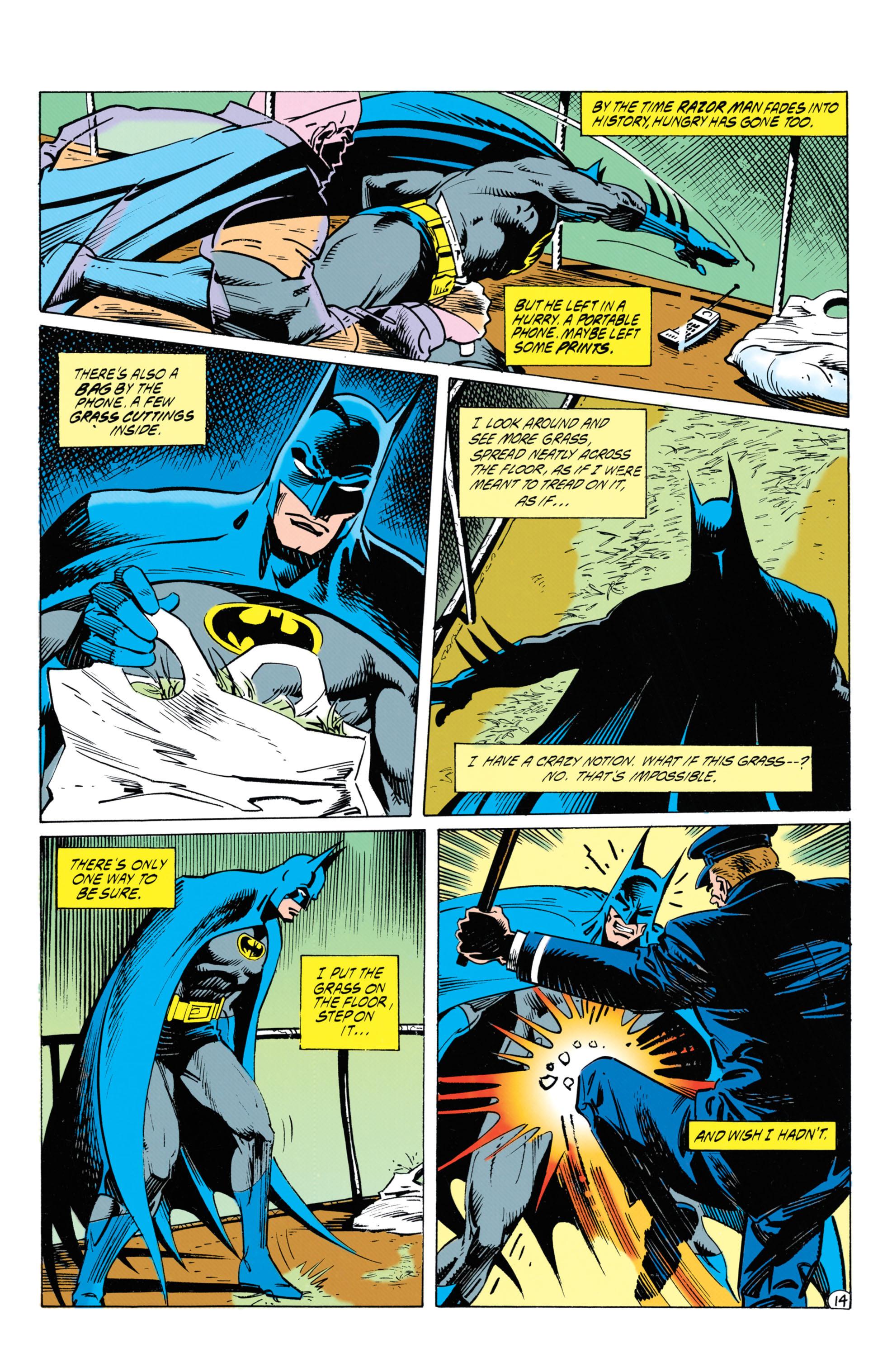 Detective Comics (1937) 629 Page 14