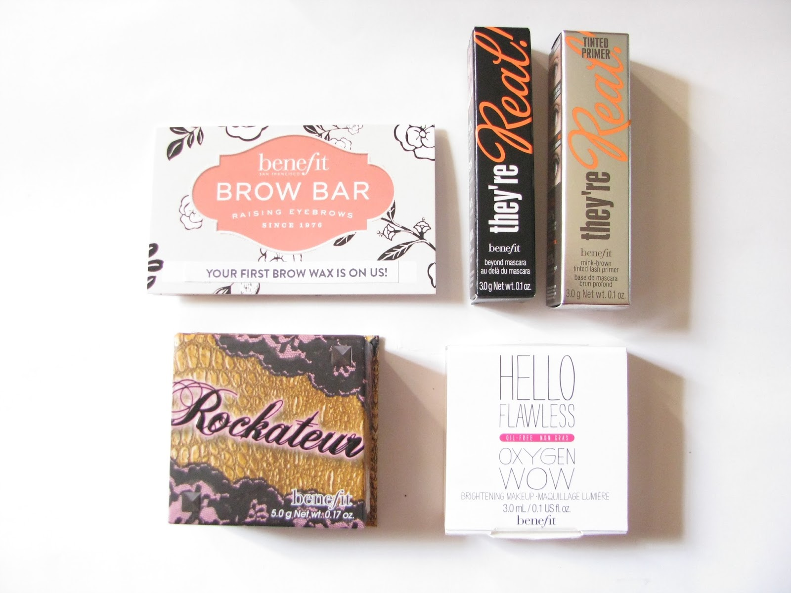 Saladbox Benefit Cosmetics March Box #benefitxsaladbox