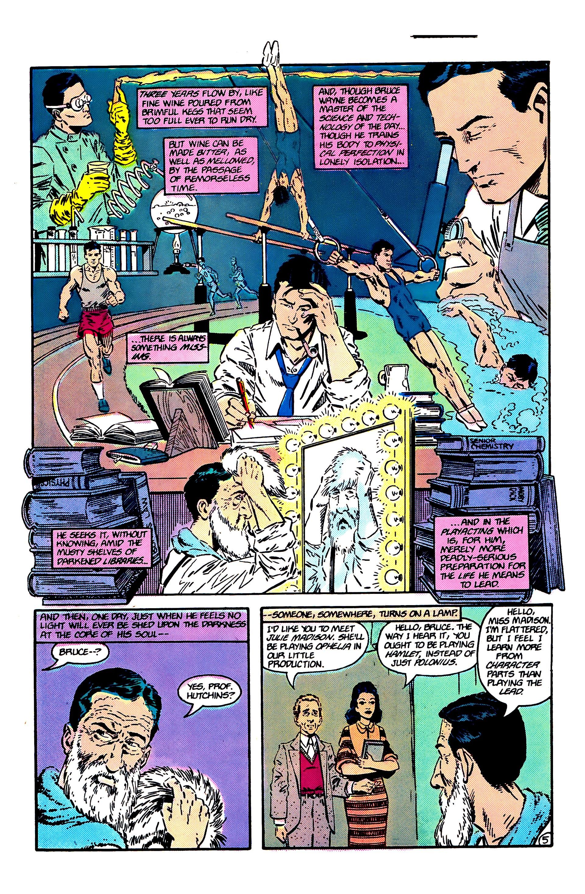 Read online Secret Origins (1986) comic -  Issue #6 - 7