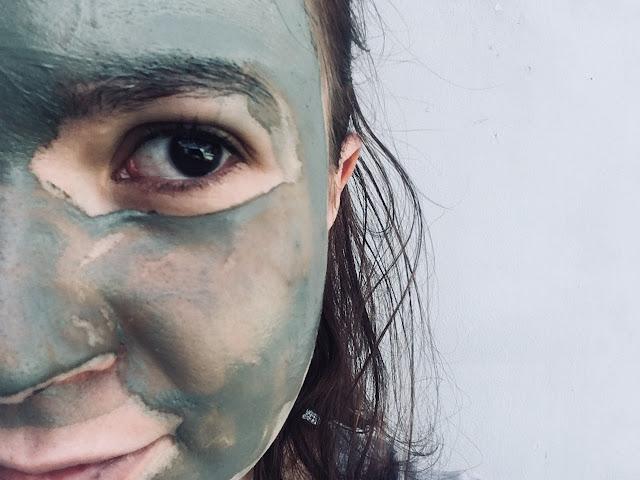 resenha argila verde