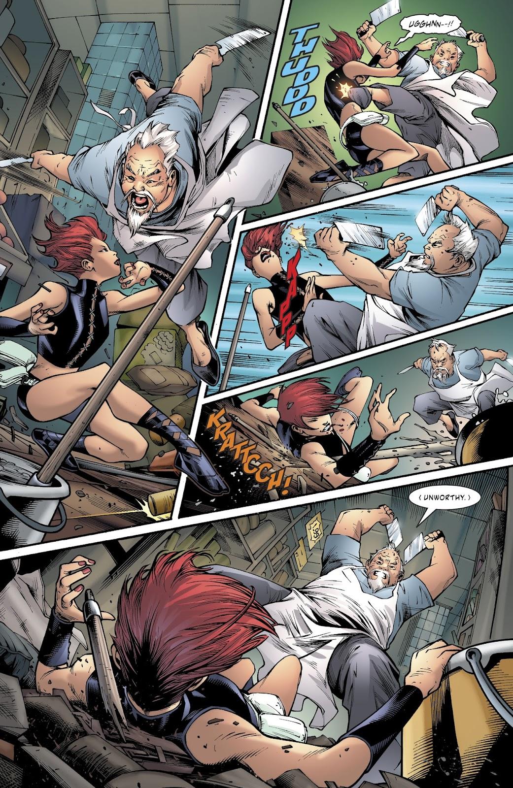 Read online Deathstroke (2016) comic -  Issue #21 - 8