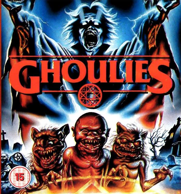 Ghoulies 1985 Latino - 1080p - Portada