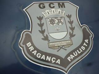 Guarda Civil Municipal de Bragança Paulista apresenta três flagrantes ao Plantão Policial