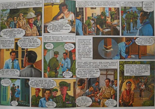 Komik Sejarah Indonesia
