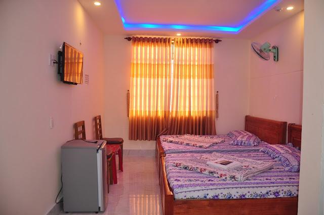 Khách sạn Vũng Tàu gần biển Bãi Sau Thùy Vân giá rẻ hơn homestay