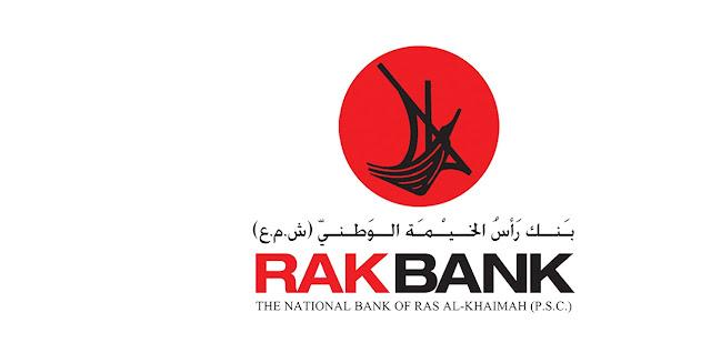 وظائف شاغرة فى بنك راس الخيمة الوطنى فى الإمارات 2020
