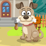 Cartoon Dog Rescue