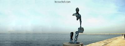 تمثال الرحالة في مرسيليا، فرنسا