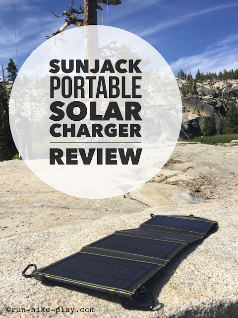 SunJack 14W Portable Solar Charger Review