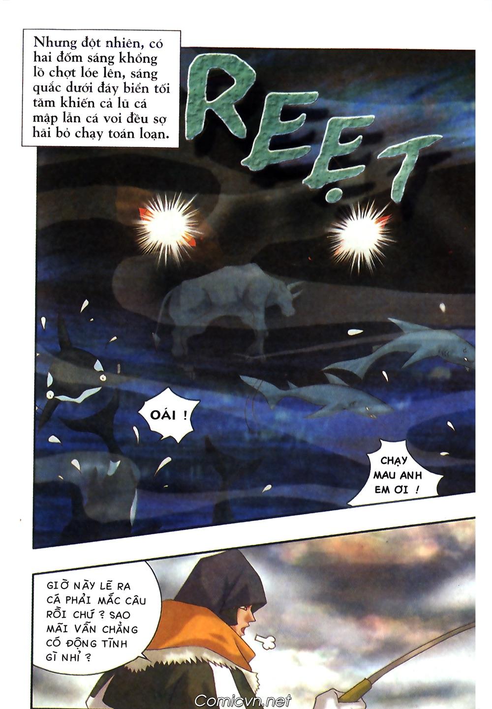 Thần thoại Bắc Âu - Chapter 36: Chuyến câu cá để đời - Pic 27