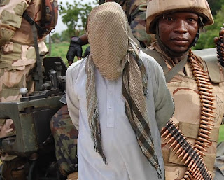 SHOCKER: Army Arrests Frenchman Boko Haram Member In Sambisa Forest; You'll Be Shocked What He Does