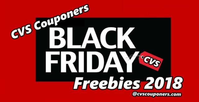 CVS Black Friday Freebies 2018