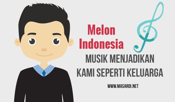Melon Indonesia : Musik menjadikan kemi seperti keluarga