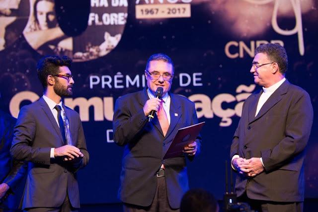 50ª edição do Prêmio de Comunicação da Confederação Nacional dos Bispos do Brasil (CNBB)