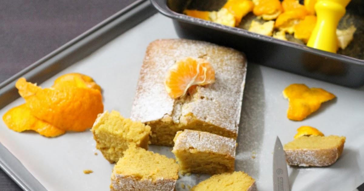 Nava K Mandarin Orange Cake