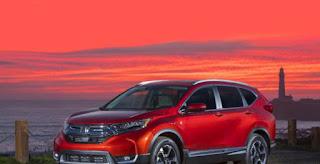 2018 Honda CRV Revue, date de sortie, prix et spécifications Rumeur