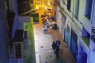 Καταγγελία κατοίκων και επιχειρήσεων του εμπορικού τρίγωνου της Αθήνας [photos]