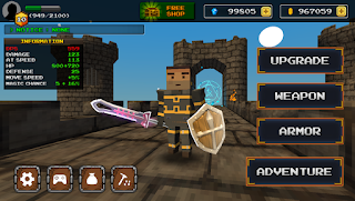 Pixel F Blade Mod Apk v4.1 (Hack Money) Full version