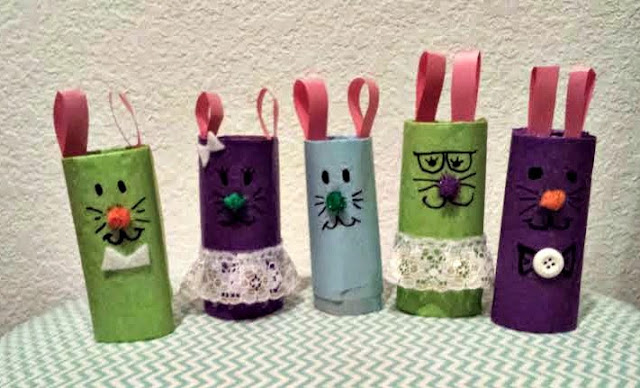 Upcycle, Recycled Crafts, Kids' Crafts