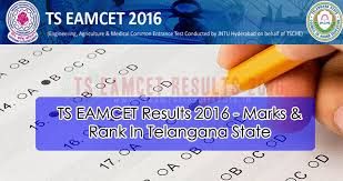 TS EAMCET 3 Results 2016 Telangana Medical Rank Card Download start from 16th September 2016 at www.tseamcet.in