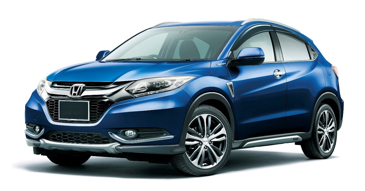 Honda Vezel 2018 New Car Release Date And Review 2018