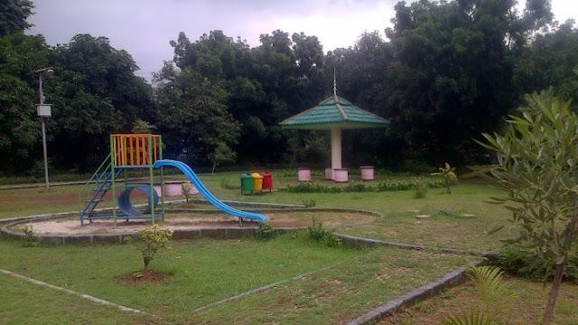 Kawasan Asri Taman Di Bantar Gebang