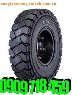 Vỏ xe nâng solitech, lốp xe nâng solitech, vỏ xe nâng thái lan, lốp xe nâng thái