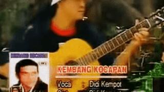 Lirik Lagu Kembang Kocapan - Didi Kempot