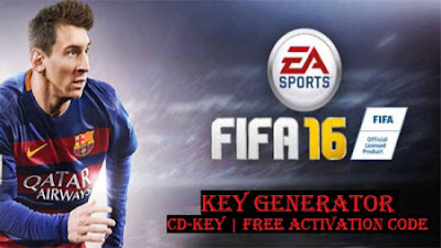 FIFA 16 cdkey