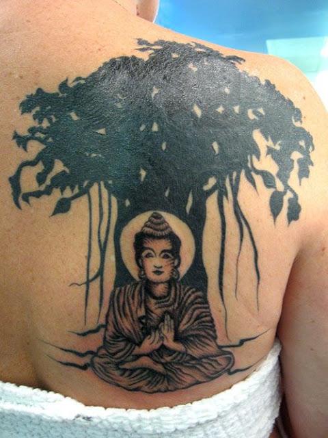 Sob a Arvore Bodhi