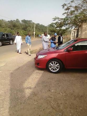 PHOTOS: Hospital Where Buhari's Is Being Treated