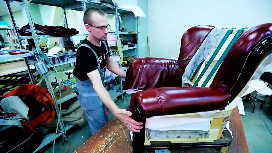 транспорт робота обивщик меблив польща помощью