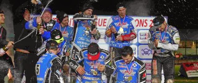 Poole Pirates az Elite League bajnok!