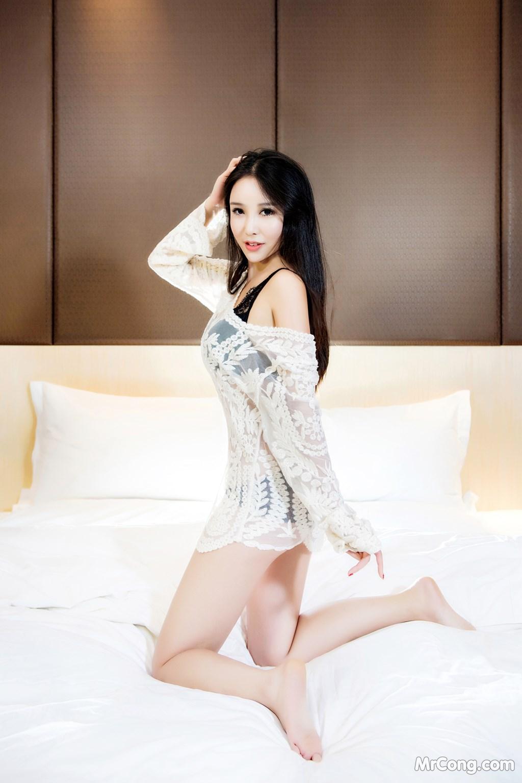Image SLADY-2017-05-25-No.007-Yi-Xuan-MrCong.com-004 in post SLADY 2017-05-25 No.007: Người mẫu Yi Xuan (怡萱) (63 ảnh)