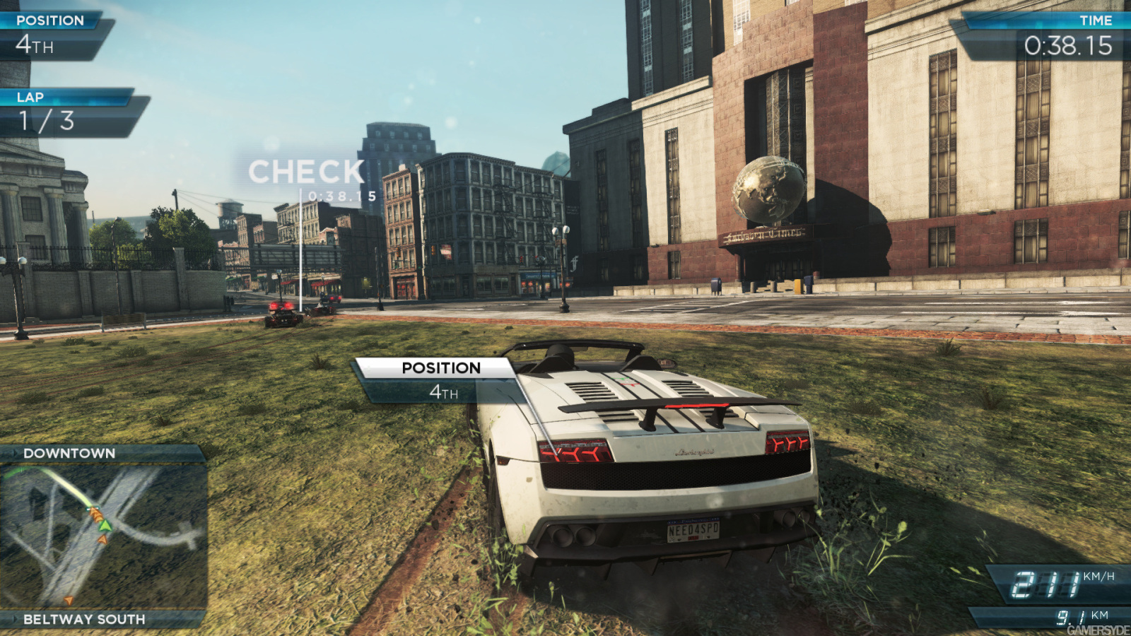 Need For Speed Most Wanted 2012 Patch 1.5 Download