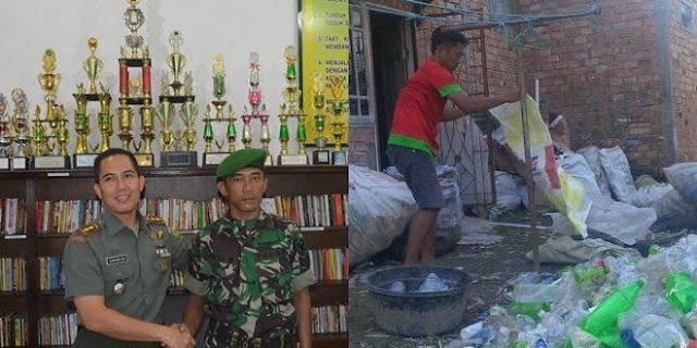 Salut! Dua Tentara Ini Pilih Jalan Halal Untuk Mencari Penghasilan Tambahan