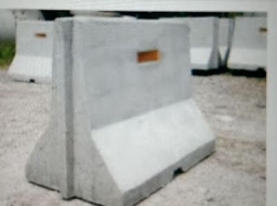 jual road barrier, road barrier jakarta, road barrier beton