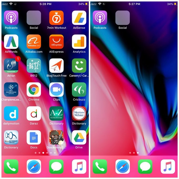 How to Hide Apps on iPhone or iPad without Jailbreak and