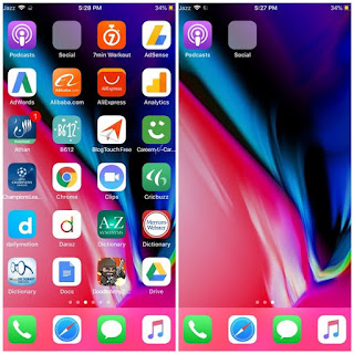How to Hide Apps on iPhone or iPad without Jailbreak and Software, The Ultimate Guide, abultimateguides