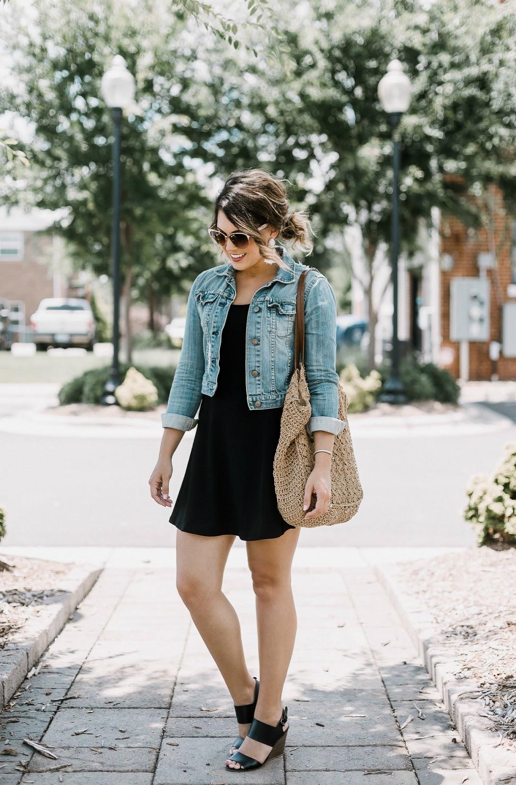 budget fashion, retro sunglasses, hm jersey dress