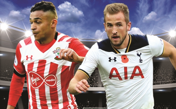 Tottenham Hotspur travel to St. Mary's to take on Southampton in what should be a feisty affair.