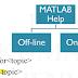 How to get MATLAB Help Offline/Online