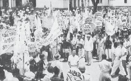 Menelusuri Lahirnya Demokrasi Liberal Gapura Sejarah