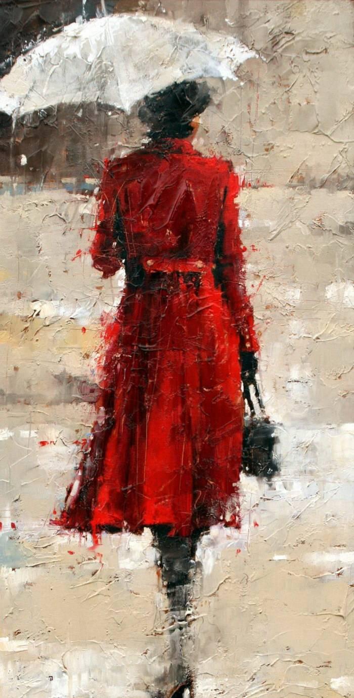 12 لوحة للرسام  Andre Kohn